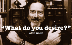Alan Watts | What would you do if Money were no object?