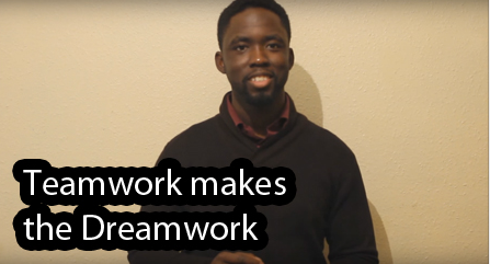 #5 Teamwork makes the dreamwork!