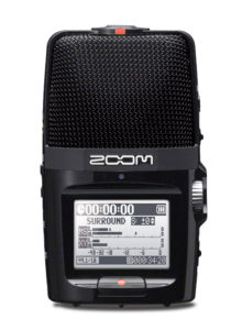 Zoom-H2n-Recorder
