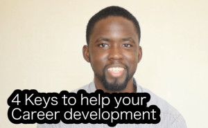 #56 Four keys to boost your Career Development
