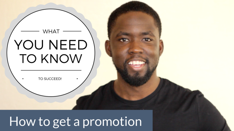 #63 How to get a promotion at work – 5 Key steps