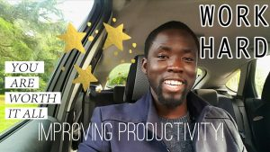 #90 Improving Productivity