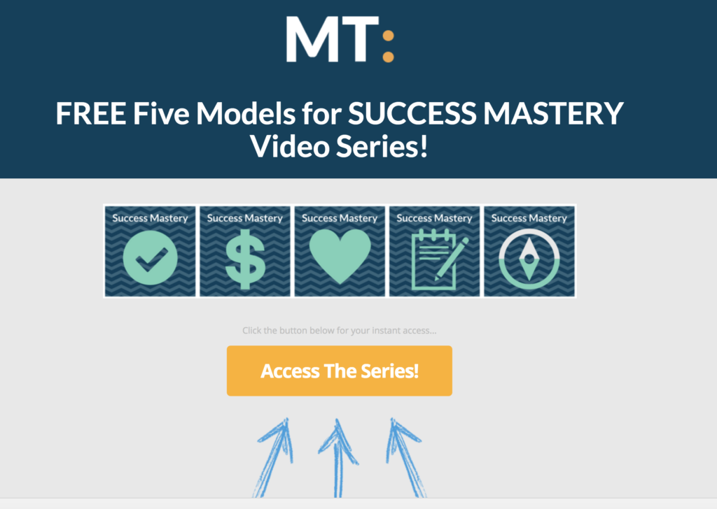 success-mastery-video-series