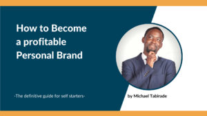 How to Make Money Online as a Personal Brand