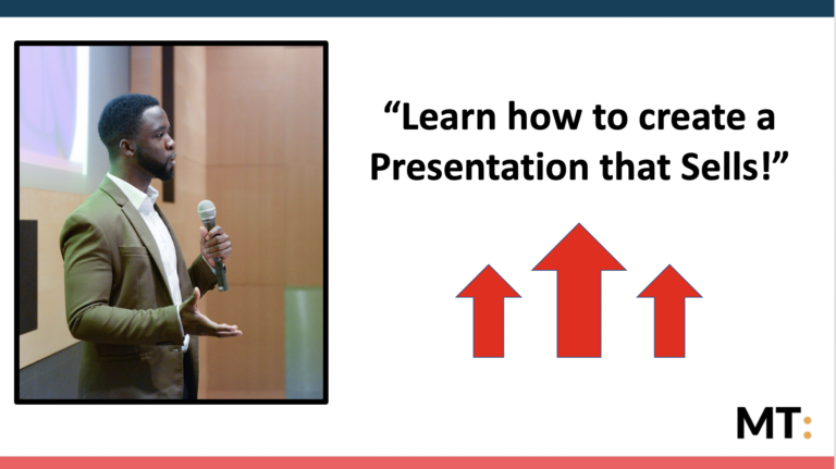 How to Create a Powerpoint Presentation That Sells